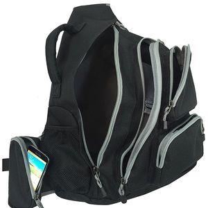K-Cliffs Bags - K-Cliffs Heavy Duty Sling Laptop Backpack